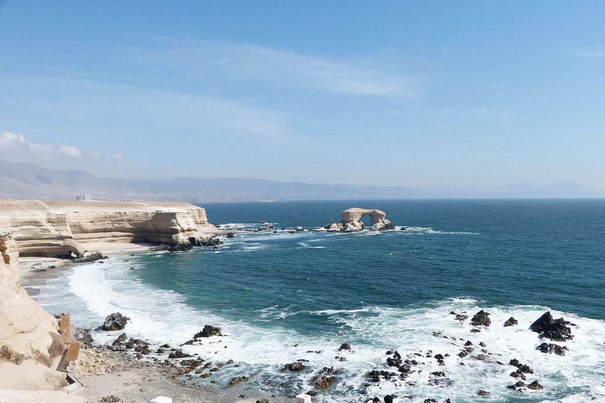 Monumento Natural La Portada