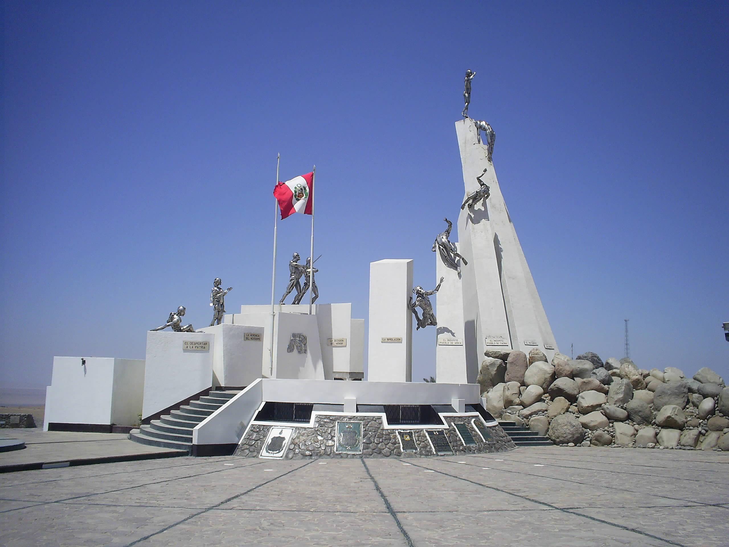 Tour a Tacna por el día