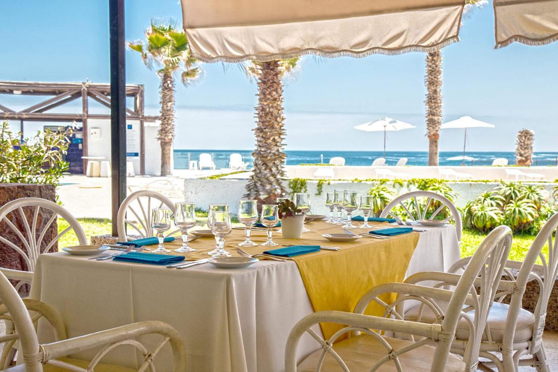 Terraza Restaurant Península