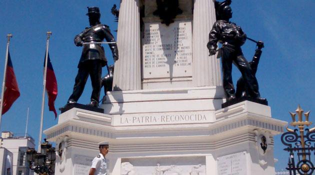 Monumento Guerra del Pacífico